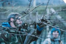 Training for winter pruning of the pergola | Ferrari | Trento