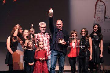 Nonino Risit d'Aur Prize – Gold Vine Shoot 2016 to Simonit&Sirch