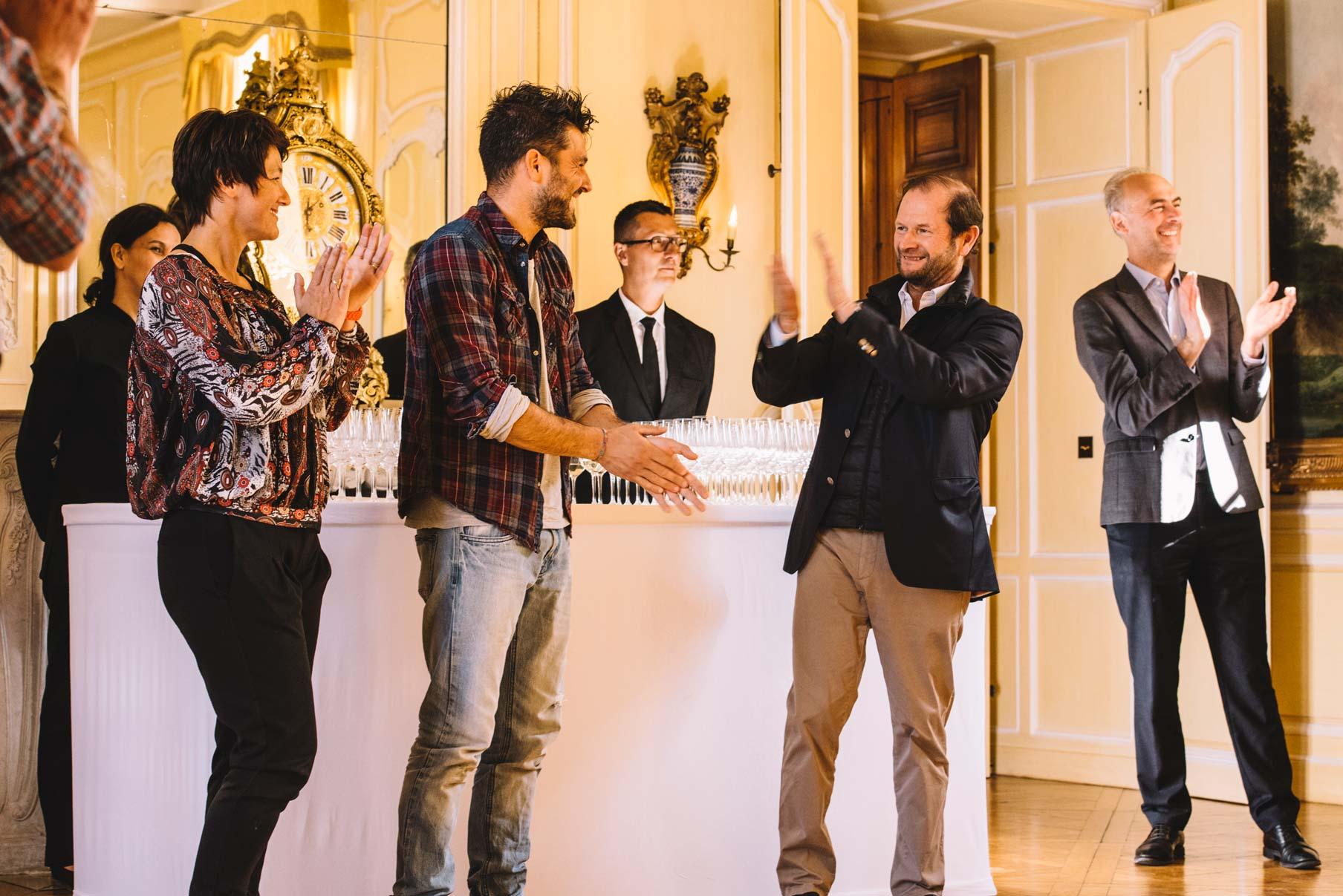 DUTE Consegna diplomi   Château d'Yquem   Sauternes   Bordeaux